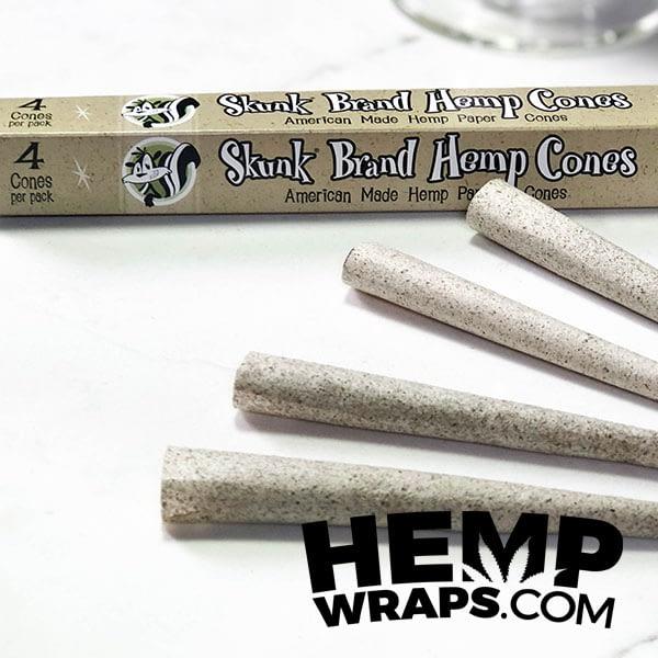 Skunk Hemp Cones