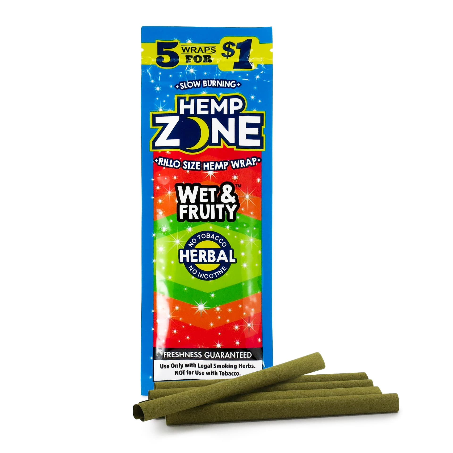 Hemp Zone Hemp Wraps