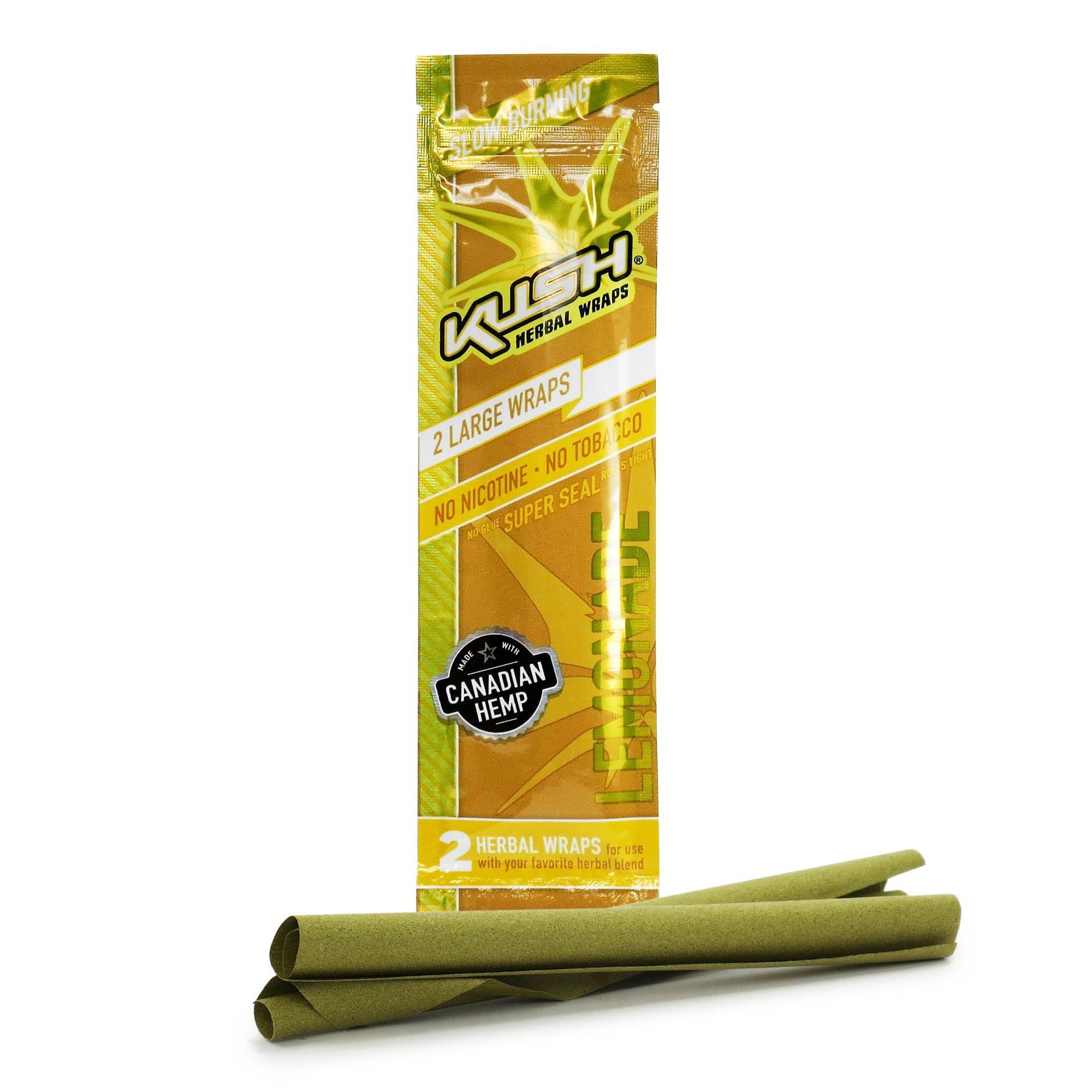Kush Herbal Wraps