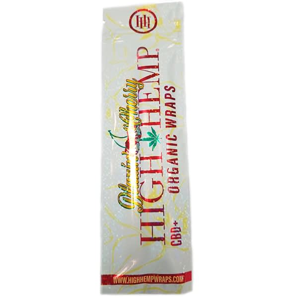 High Hemp Cherry Wraps